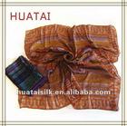 Cotton Linen blended Scarves Shawls in square 115*115cm (1202031)