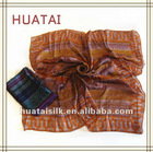 Cotton Linen blended Scarves Shawls in square 115*115cm (1202031)