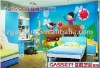 Children's Room&Living Room Wallpaper