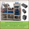 Automatic Concrete Brick Machine, produce many brick size