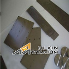 ASTM F67 F136 Gr2 Titanium Mini Plates for Medical