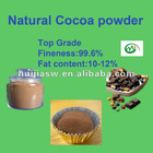 Unsweetened top garde natural cocoa powder