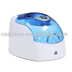 Ultrasonic shaver cleaner