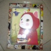 For Ipad 2 case hard plastic case hot selling cartoon design