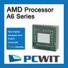 AMD Quad Core A6 Series K10 Llano 3400M APU with Radeon HD 6520G AM3400DDX43GX 1.4 GHz CPU wholesale retrail