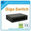 Mini 5port 10/100/1000M Gigabit Ethernet Switch