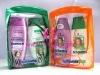clear PVC bag / pouch