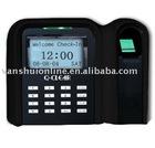 fingerprint time attendance with USB data transmission