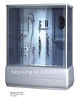 ABS Steam shower cabin and Bathtub Combo, Steam Cabin with Water Massgae Steam jacuzzi Cabin