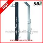 B713 1700*150MM b802 2150*145mm Glass series Wall Mounted shower wall panels