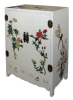 Lacquer painted cabinet
