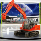 High Quality 12T Crawler Excavator HT120B-8