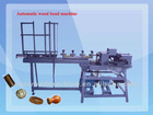 fully automatic wood bead machine