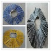 stainless steel wire brush for cleaning truck