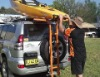 Kayak loader, Aluminum kayak loader