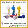 super loudly diplophonia football plastic toy horn