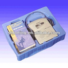plastic electronic cover blister