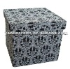 Eco-friendly paper cloth box