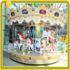 2012 fun new arrival kiddie ride playground equipment carousel/ merry go round