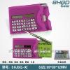 NEW function mini Solar touch calculator