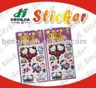 Puffy Foam Sticker