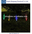 Solar Fiber optic Light
