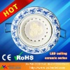 Lighting Factory 3W Ceramics Series LED Ceiling Light