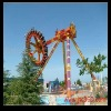 Very fun amusement rides big swing pendulum in Entertainment