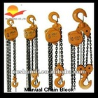Capacity 0.5-20t Manual Chain Block