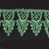 width:1.5CM fashion Chemical Lace trim China supplier