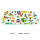 Melamine fruit tray