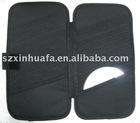 (XHF-CD-007) CD holder bag for car use