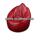 Waterproof and Fireproof PU material lazy sofa,bean bag fro watch TV from yiwu