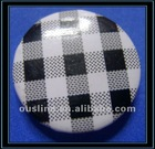 chess button badge for clothing,pin badge
