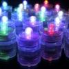 Flower Shape Submersible LED Light