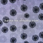 Flocking Sofa Fabric