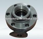 Precision machined valve parts, valve body