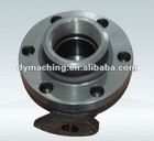 Precision machined valve parts, valve body