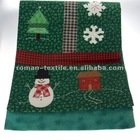 100% Cotton Printed Christmas Towels