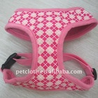 Nylon Pet Chest,pink pet harness,pet product