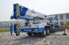 Japan original used truck crane 55t