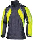 printed waterproof reflective Men's motorcycle jacket