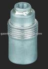 E14 zinc plated metal lamp holder nemko approval