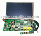 7'' TFT LCD SKD Moduleoptional:VGA/AV/DVI,Touch()