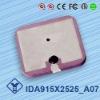 (Manufacture) High Performance, Low Price IDA915X2525_A07- rfid antenna