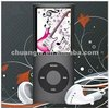8gb 4th 9 colors mp3/mp4 player
