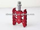 Aluminum 6063 T6 CNC Machined Bicycle Pedal for Mountain Bike