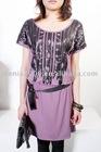 summer ladies' one-piece dress skirt