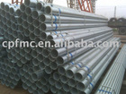 Galvanized pipes