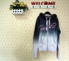 kids/childrens fall knitted hang dye custom pullover Jacket with emb